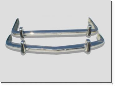 Stainless Steel Bumpers for BMW 1500-2000