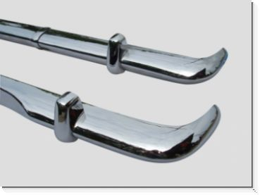 Stainless Steel Bumper Set for OPEL Rekord P2