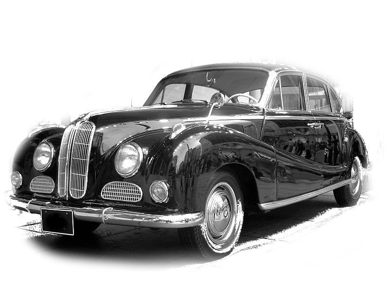 BMW・501/502