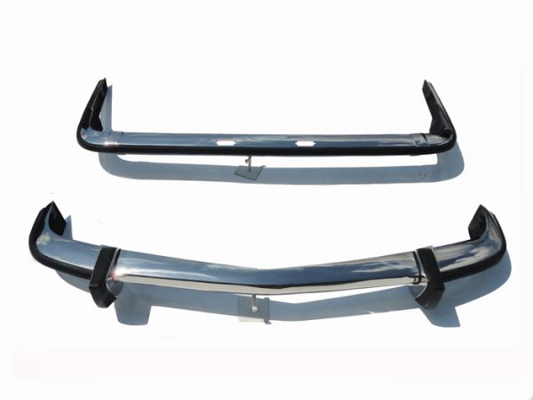 Stainless Steel Bumpers for BMW 1502-2002 late style  1971 - 1976