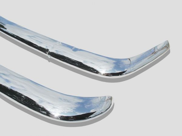 Karmann Stainless Steel Bumpers Blade