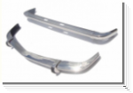 Stainless Steel Bumpers for BMW 1502-2002 early (short style)